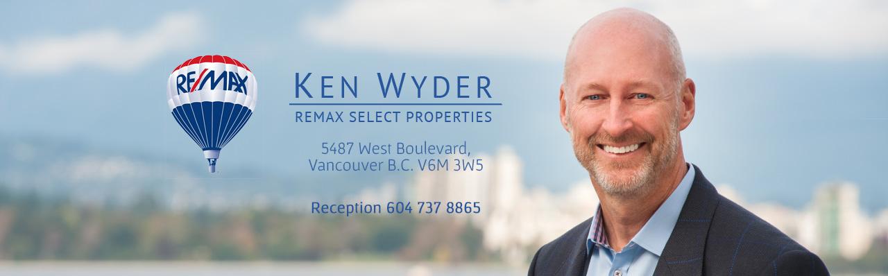 Contact Ken Wyder Realtor
