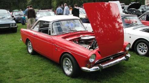 Vancouver British Classic Car Show