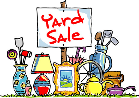 Point Grey Yard Sale
