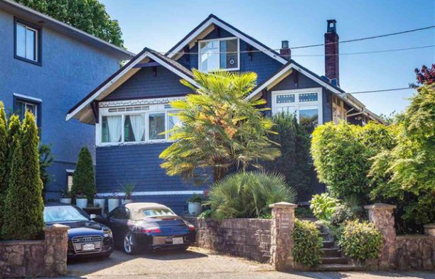 2716 POINT GREY ROAD Listing sold by Ken