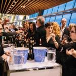 Vancouver wine festival tasting