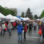 Kitsilano farmers market