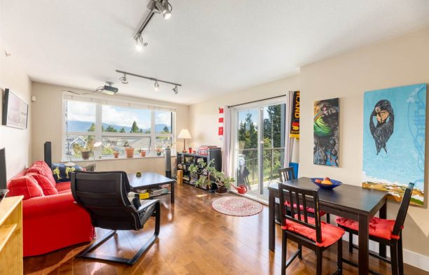 405 3839 W 4TH AVENUE Listing sold by Ken